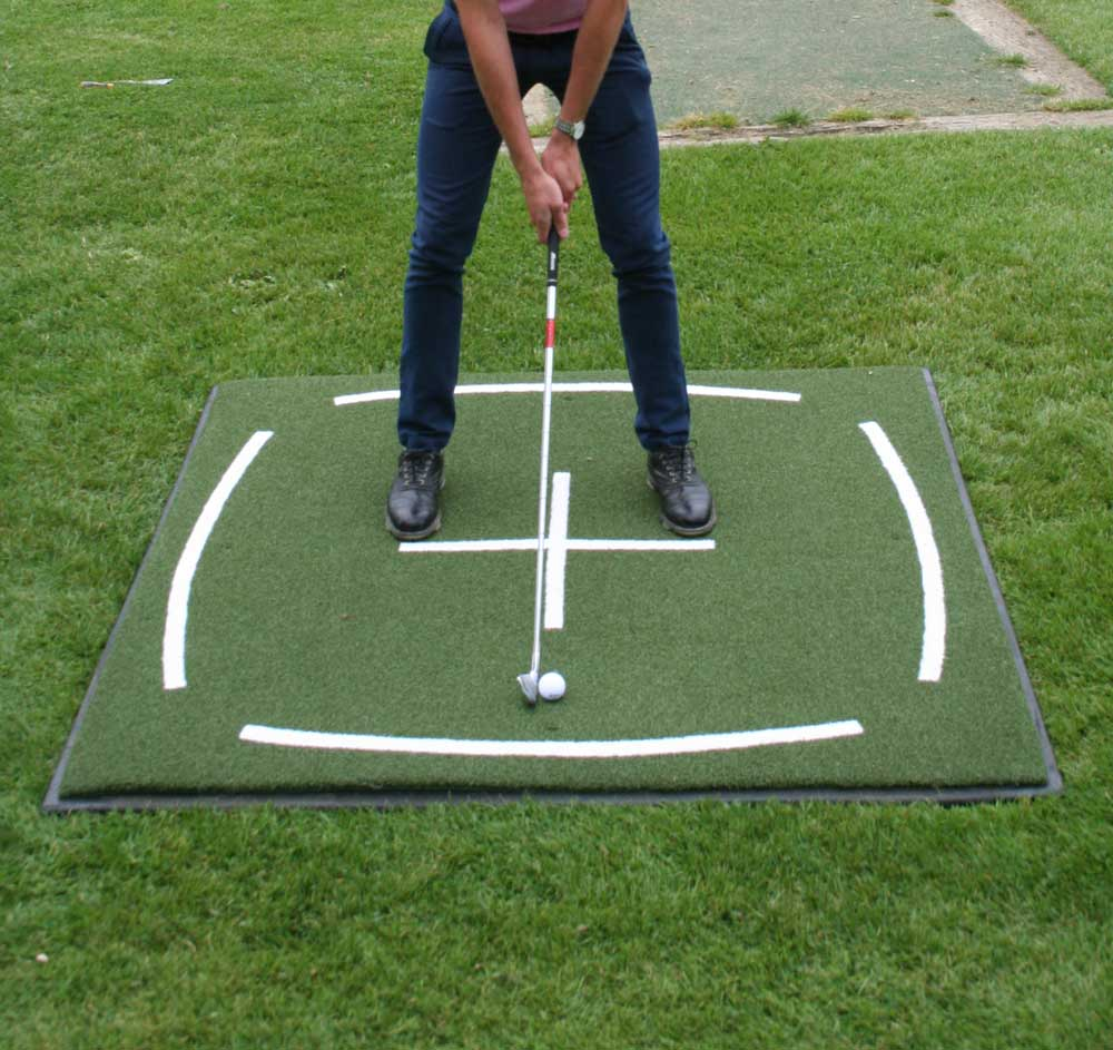 best par emerald mats mat hitting dp sports amazon x outdoors com golf